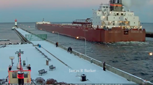 Lake Superior shipping season ends today