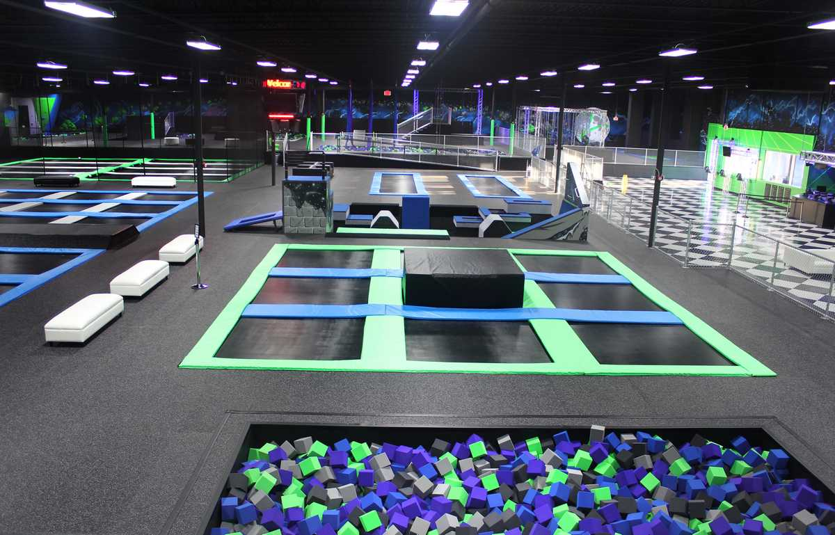 Might As Well Jump Indoor Trampoline Park Slated For West