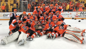 'All-218' final for state high school boys hockey title