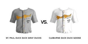 St. Paul Saints will play for Duck, Duck, Glory this summer