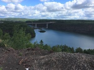 Iron Range readies for state's tallest bridge