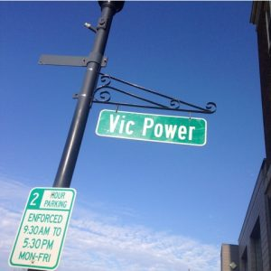 On Victor Power and my big project
