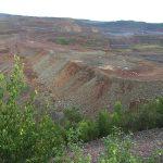 Hibbing's Hull Rust mine view on the move