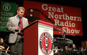 'Making It Up North' features Great Northern Radio Show
