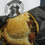 The pasty, perfect food above ground or below
