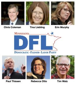 DFL candidates debate Friday in Grand Rapids