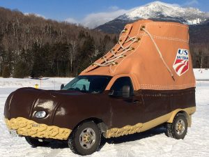 L.L. Bean 'Bootmobile' headed to the Iron Range