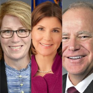Wild conventions roil Minnesota governor's race