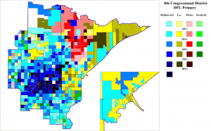 Post-primary analysis shows how Radinovich won MN-8