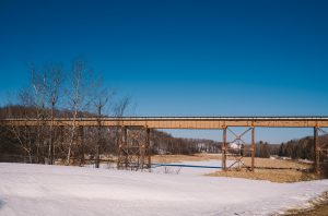 Itasca Scenic Highway bridge