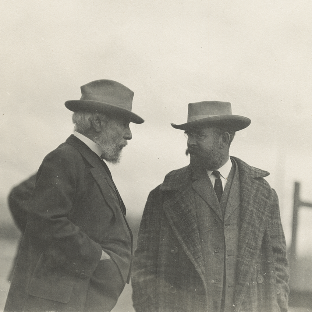 James J. Hill and Louis W. Hill