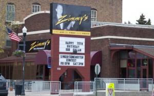 Zimmy's in Hibbing, Minnesota